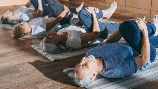 Envelhecimento ativo e saudável